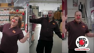 the beatles all you need is love performed by sainsbury s heaton store for comic relief 2015