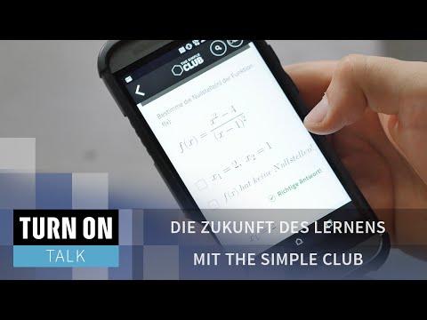 Apps statt Bücher? Zukunft des Lernens - TURN ON Talk mit The Simple Club