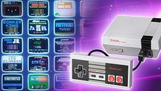 NES Mini - Alle 30 Spiele des Nintendo Classic Mini (Gameplay)