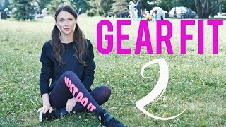 Samsung Gear Fit2: оставь смартфон дома!