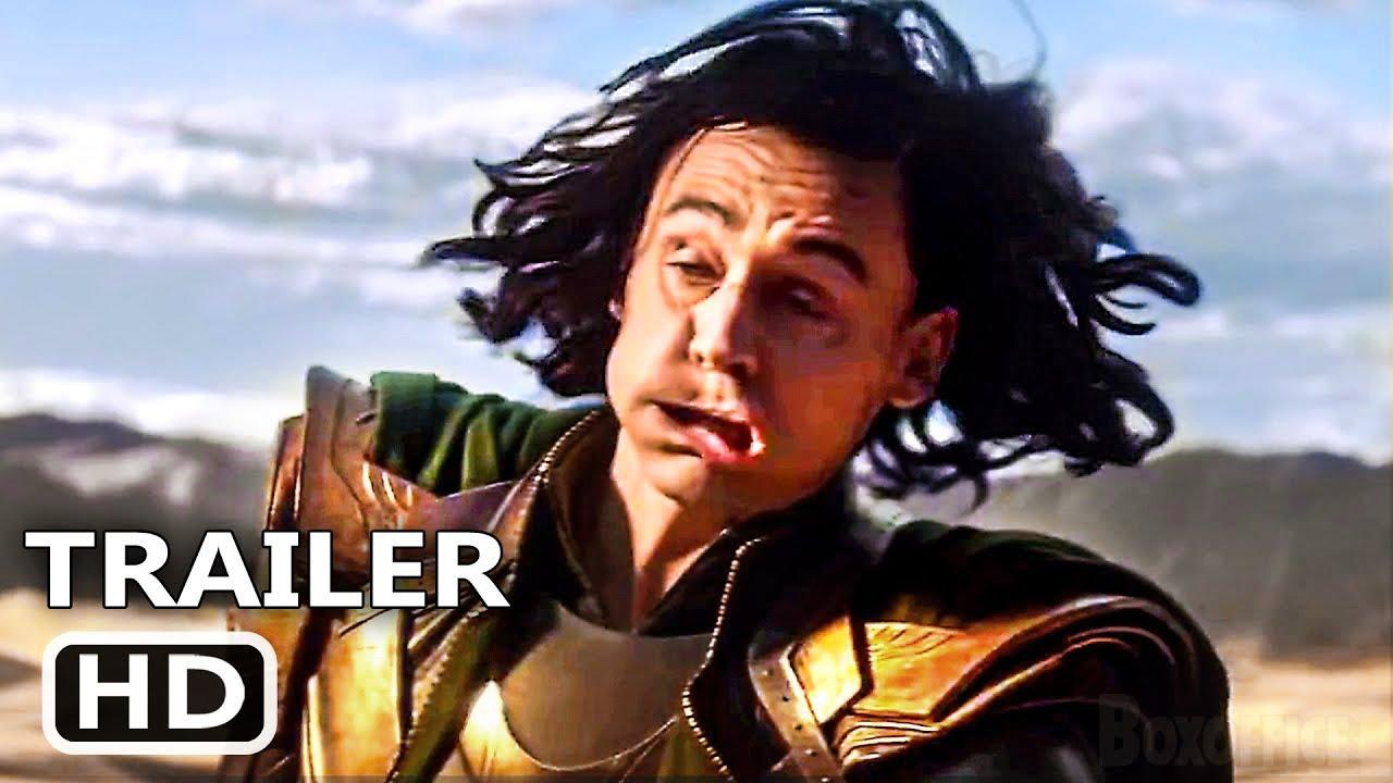"LOKI ""Loki Gets Slapped Around"" Trailer (NEW) - YouTube"
