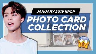 My Kpop Photo Card Collection! [JANUARY 2019]