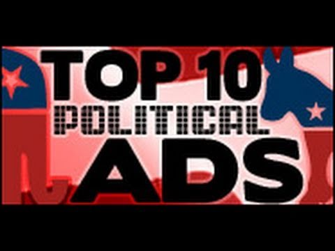 Top 10 Political Ads