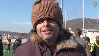 Григорій КОЗЛОВСЬКИЙ: Мені зателефонували з ФФУ і сказали, що на нашу гру поставили велику ставку