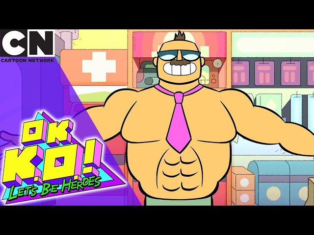 OK K.O.! | Lakewood Plaza Turbo Commercial | Cartoon Network
