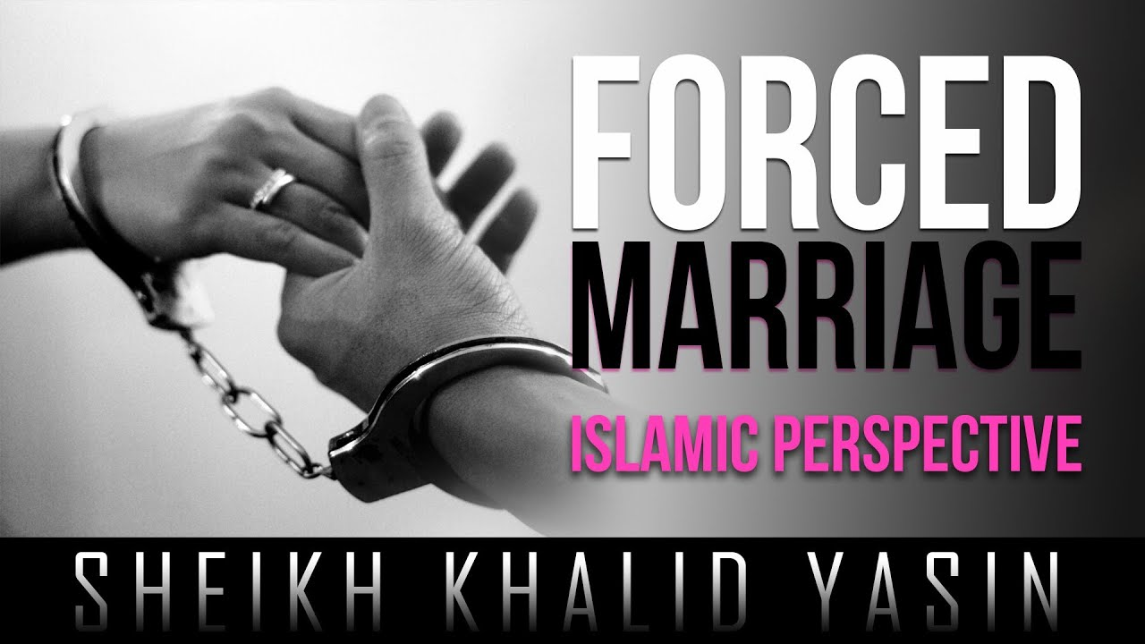 Sheikh khalid yasin marriage quotes