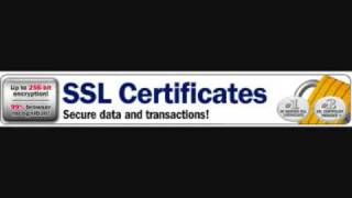 Secure Your Website With SSL Certificate(Learn all about Extended Validation (EV) SSL Certificates and how they can improve your business results. To purchase Comodo EV SSL Certificates please ..., 2009-11-15T22:35:46.000Z)