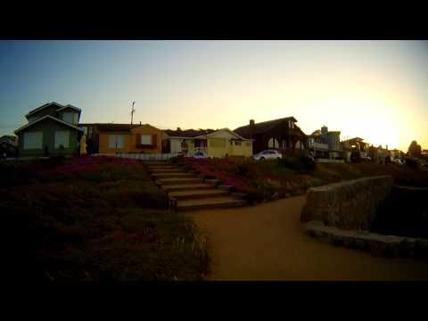 Pacific Coastline electric bike ride
