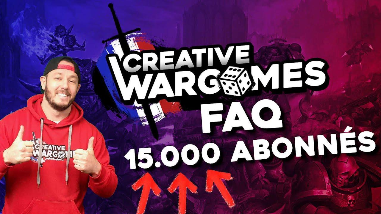 Download FAQ des 15000 Abonnés (Toorop dévoile le grand projet CW)
