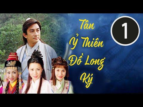 Tân Ỷ Thiên Đồ Long Ký 01/42 (tiếng Việt); DV chính: Ngô Khải Hoa, Lê Tư; TVB/2000