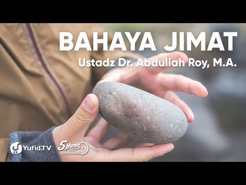 bahaya-jimat---ustadz-dr.-abdullah-roy,-m.a.