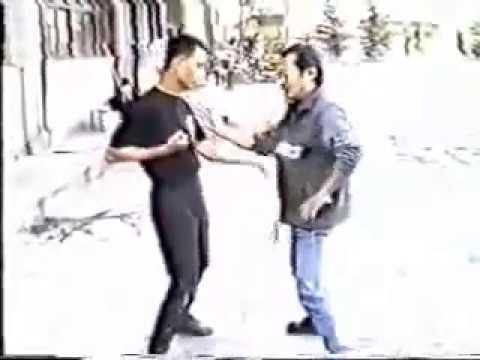 Wing Chun Private Seminar - Siu Nim Tao form and applications - Rare Footage of Wong Shun Leung