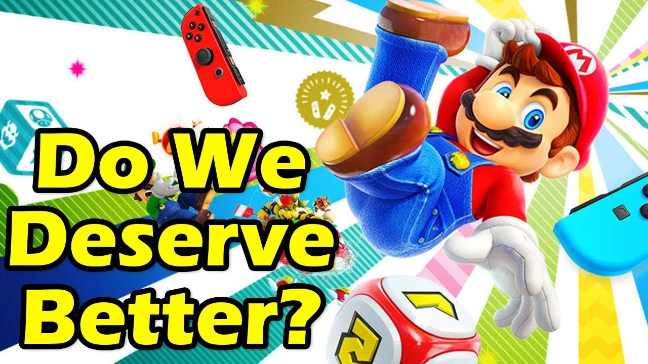 Mario Party Can and SHOULD Be Better