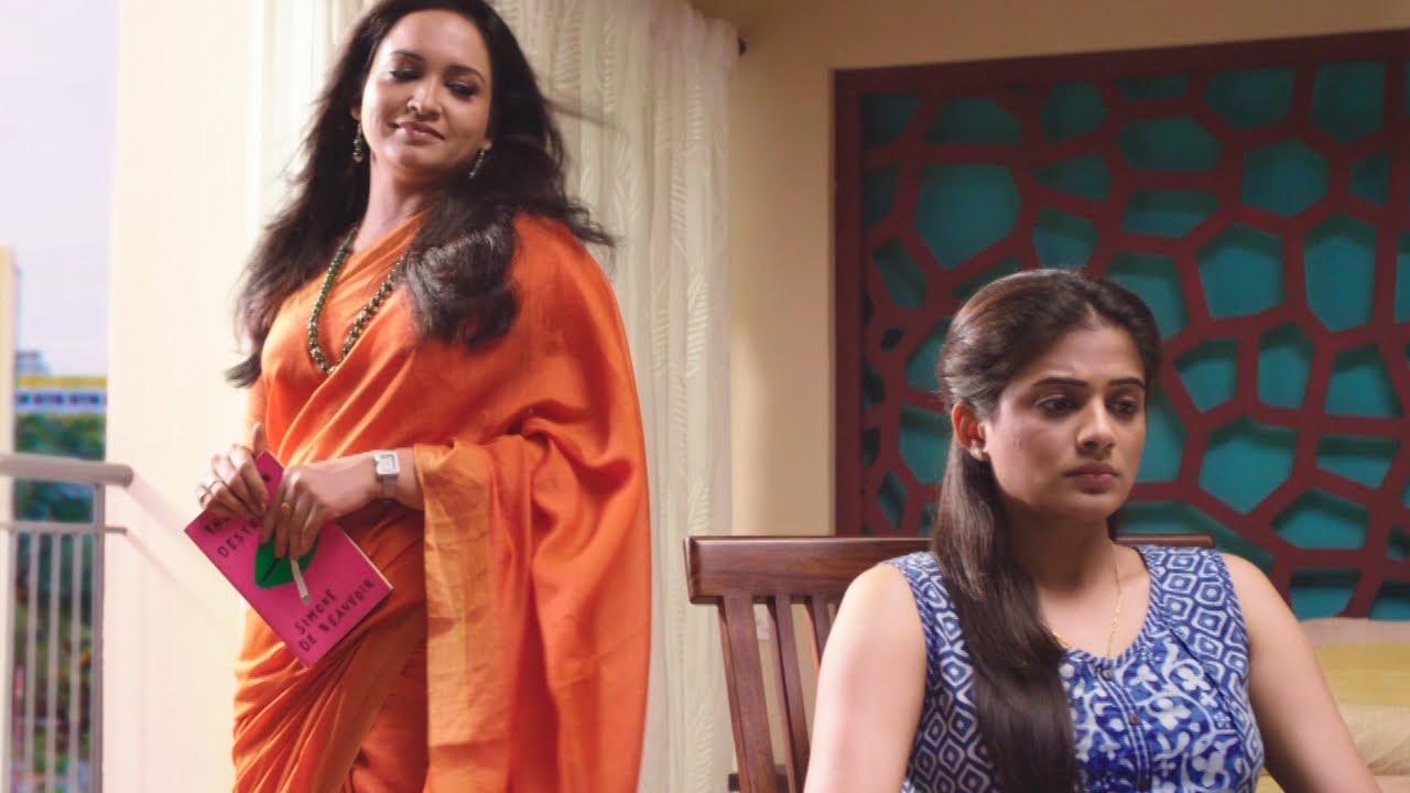 Njangalude Veetile Adhithikal | Bhavana's Frustrations  | Mazhavil Manorama