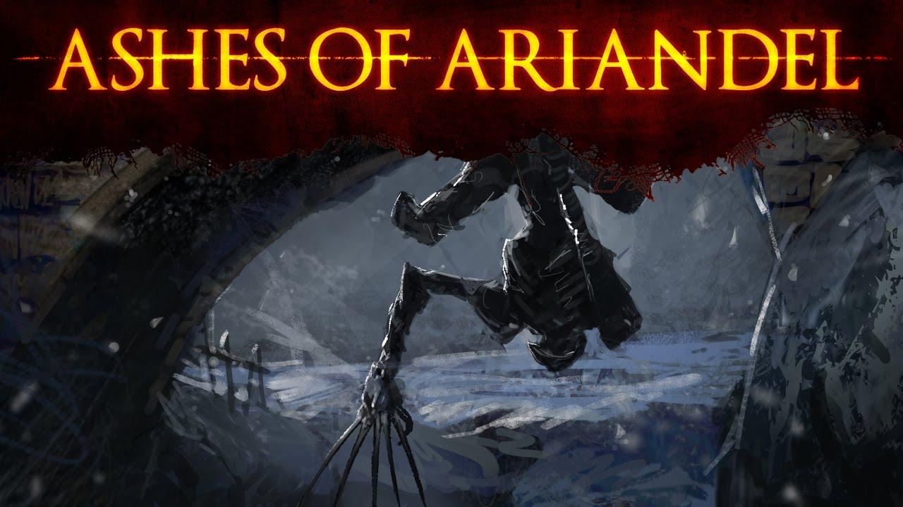 Dark Souls Ii Lore And Speculation: Dark Souls 3 Lore The Corvians Of Ariandel