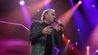 Sweet Caroline NEIL DIAMOND Washington DC Verizon Center 4-4-2015