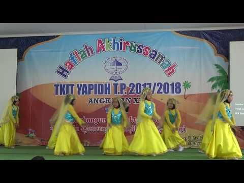 "Tari 25 Nabi ""Haflah TKIT Yapidh 2018"""