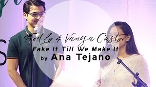 Fake It Till We Make It Live Reading by Fred Lo and Vanya Castor