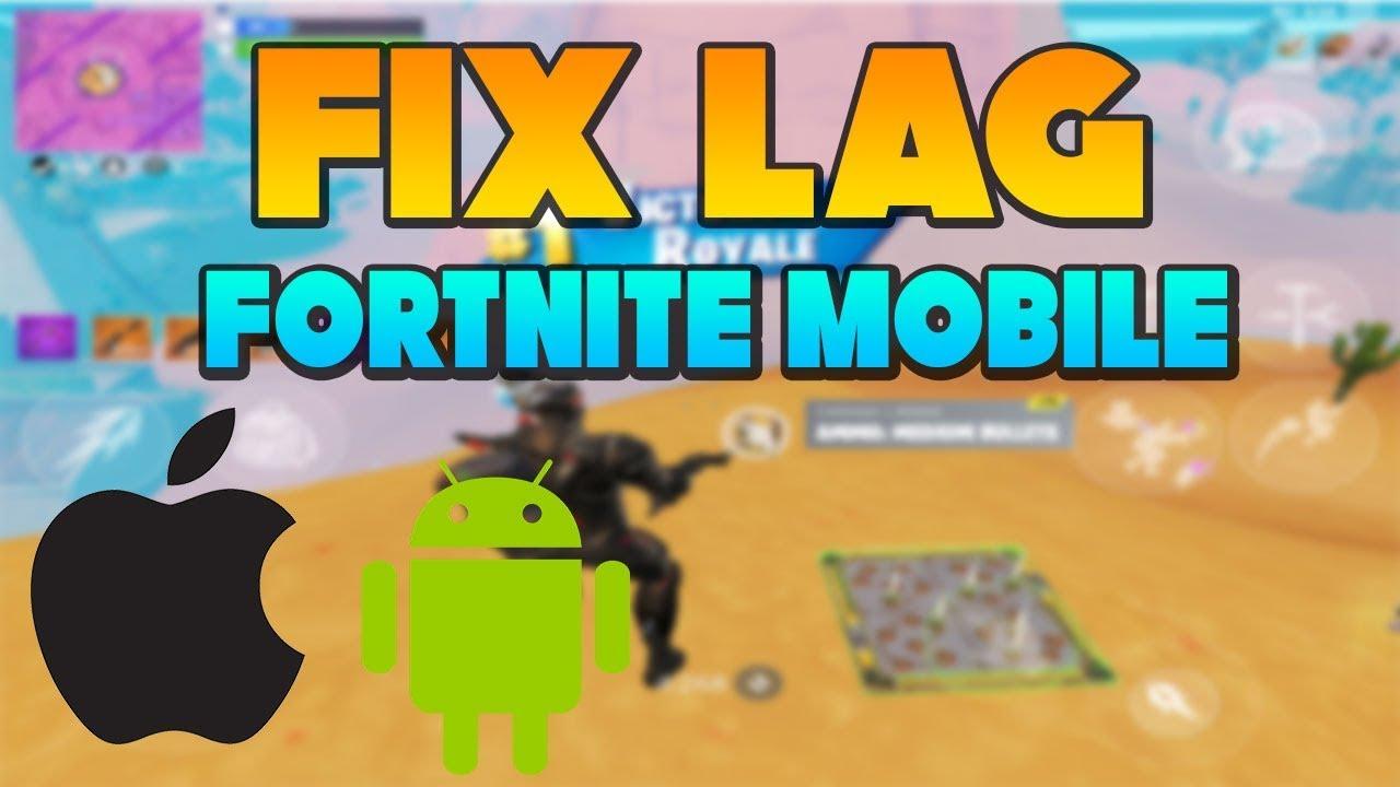 How To Remove Lag In Fortnite Mobile | Fortnite Free Youtube