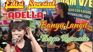 Gambar cover Banyu Langit - Tasya Rosmala Video & Lirik Om.Adella