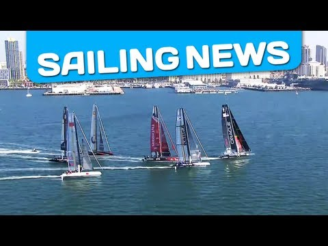 Best of AC45 / America's Cup World Series 2011-2012