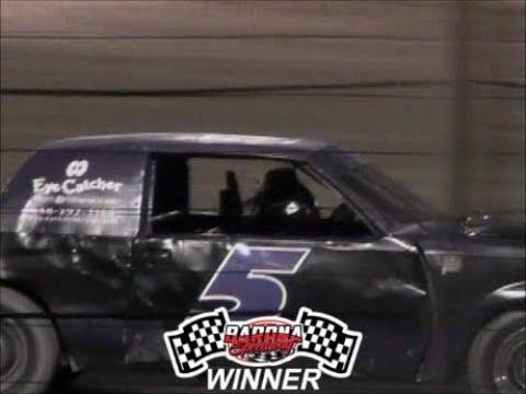 Pure Stock Main Barona Speedway 5-5-2018