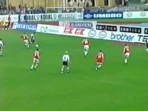 Kongsvinger - Rosenborg (1998)
