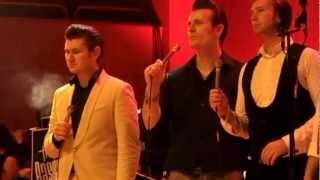 The Baseballs - Silent Night (live in Munich 2012)