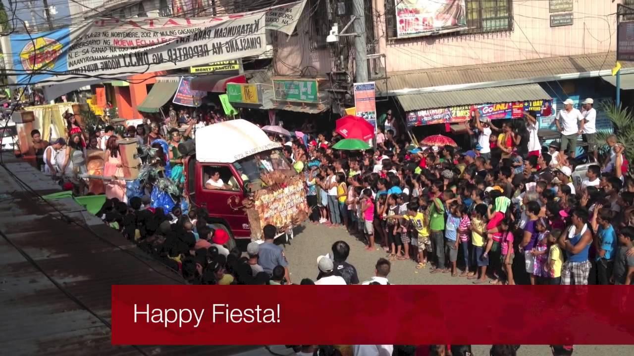 SAN ANTONIO ABAD   Town Fiesta Parade Part 2