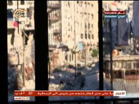 Documentary: From Old Homs in Syria فيلم وثائقي : من الأرض - بالصوت والصورة من حمص القديمة