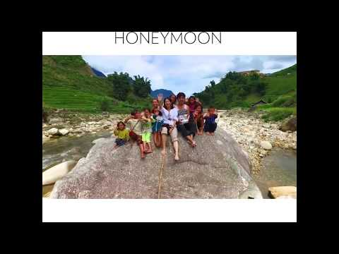 48 Countries, 400 Days Honeymoon