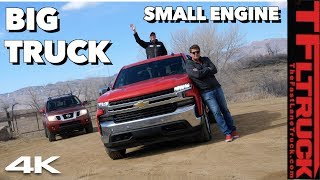 Is the New Chevy Silverado 4-Cylinder Turbo Underpowered? We Drive It For Two Weeks To Find Out!