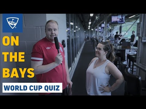 On The Bays: World Cup Quiz