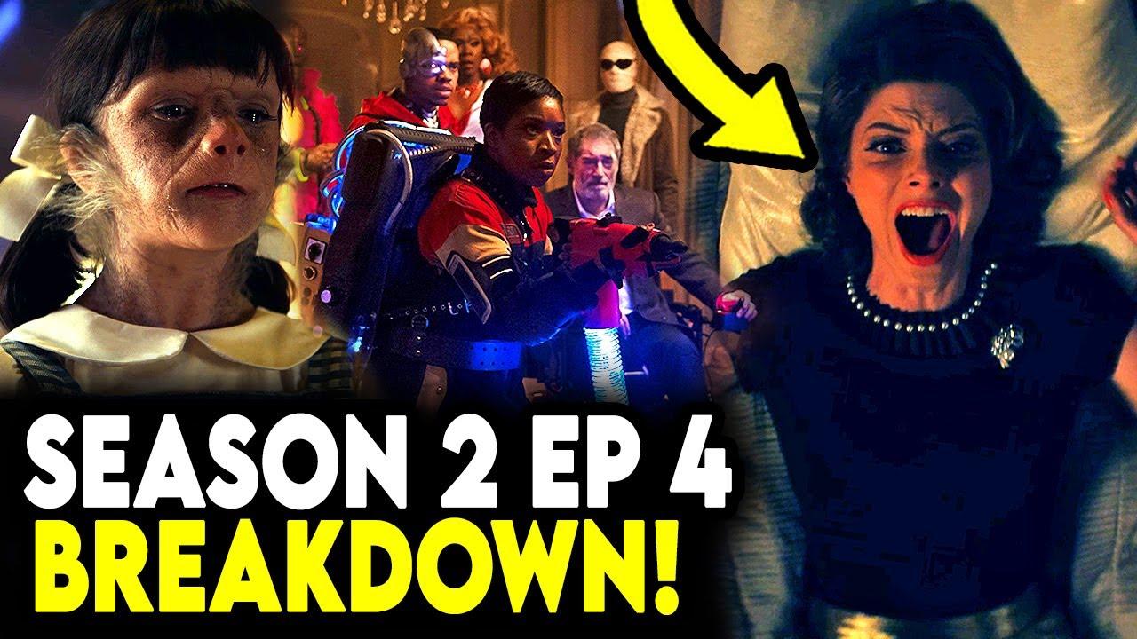 What Was That Episode Doom Patrol Season 2 Episode 4