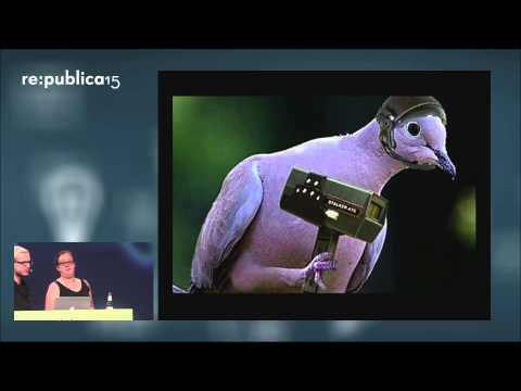 re:publica 2015 - Jillian York & Claudio Guarnieri: Spy Animals! on YouTube