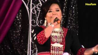 Sacramento Hmong New Year 2015-2016: Miss Hmong California Pageant - Talent Round - Lily Vaj