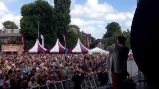 Meerlive 2013 met Ronald van der Lee