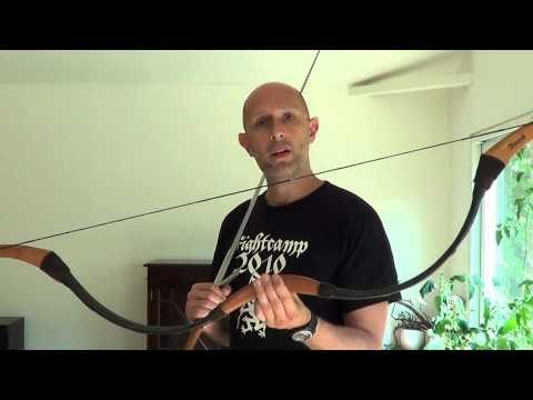 Sword and bow use - TV/Film stereotyping and strength - swordsmanship and archery