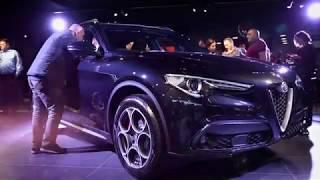 Stelvio Launch at Zagame Alfa Romeo