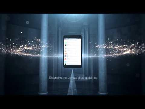 Huawei MediaPad X1 7.0 Commercial