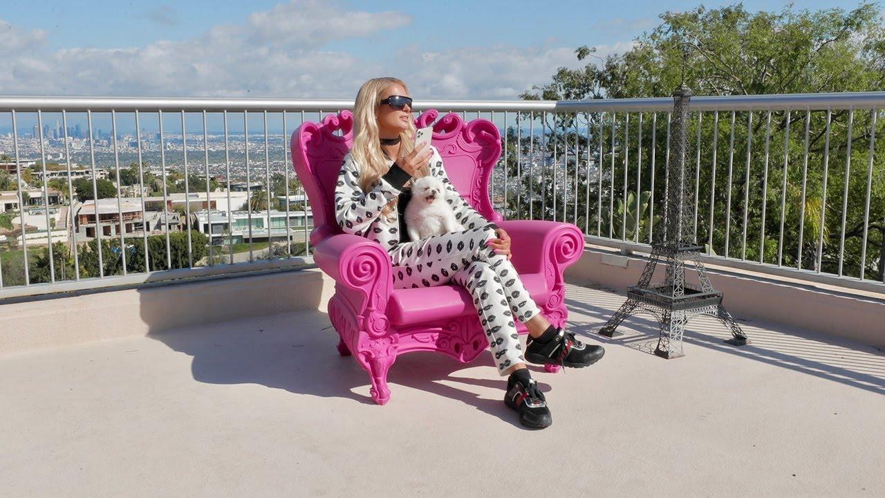 Download Paris Hilton's Home Activities: Quarantine Edition