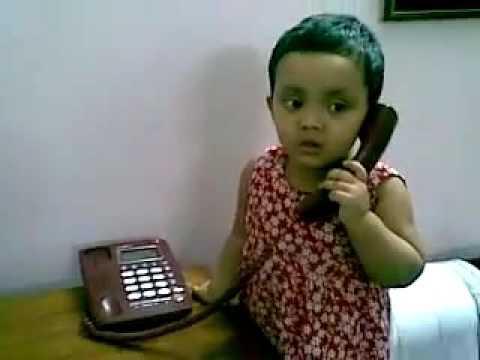 Bangla telephone talk