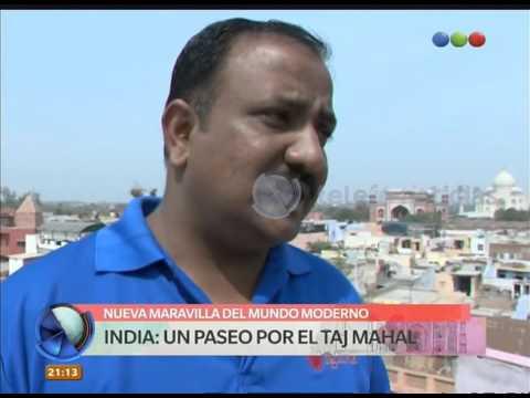 Recorrida por India - Telefe Noticias