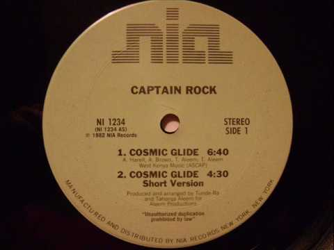 Captain Rock Cosmic Glide