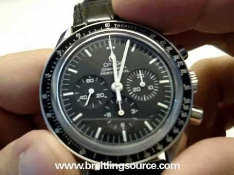 Omega Speedmaster Professional Sapphire Sandwich Youtube