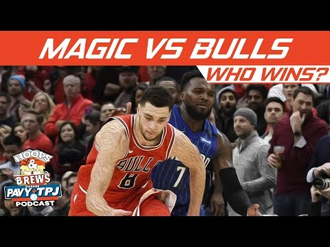 Who Wins Orlando Magic vs Chicago Bulls | Hoops N Brews