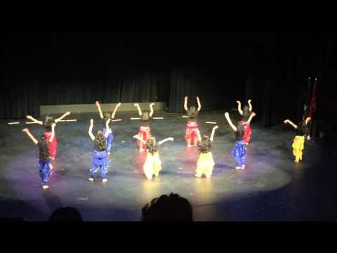Athens High School Ethnic Fair 2016 Bollywood Dance