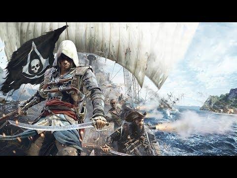 Assassins Creed Black Flag▶ Piratas