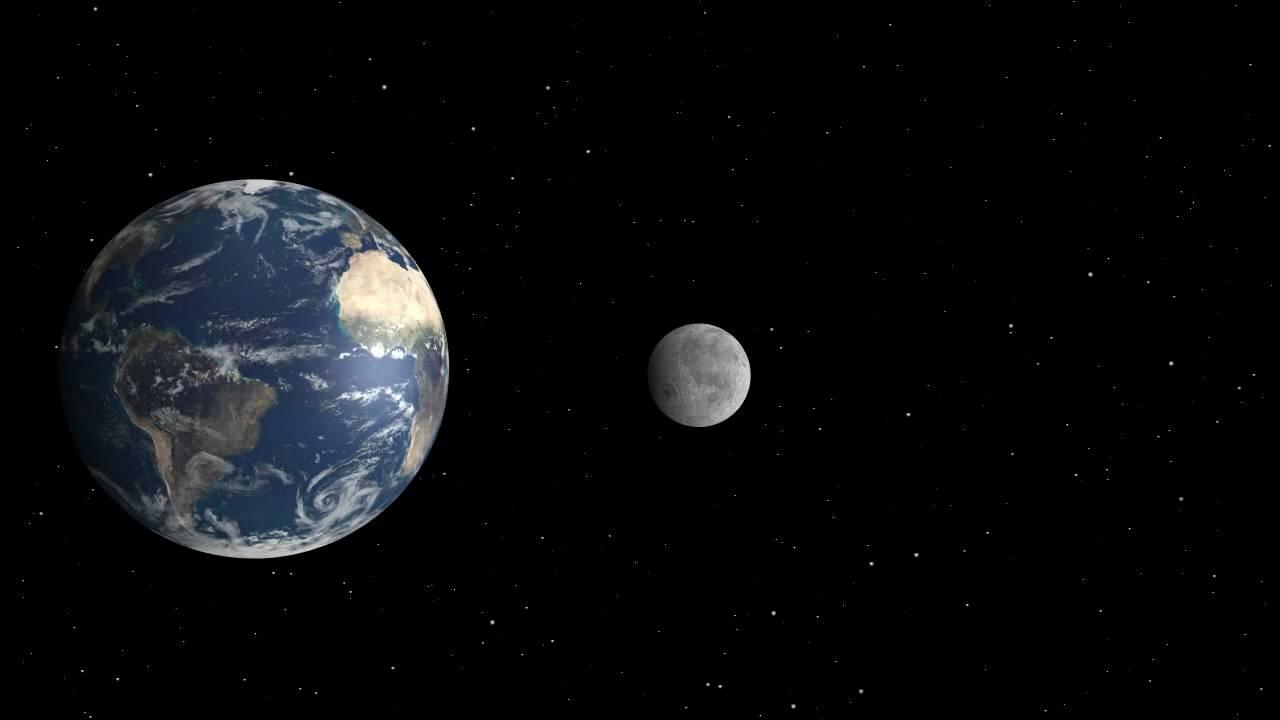 842b6006381 Blender 3D - How big is our planet  V1.0 - YouTube