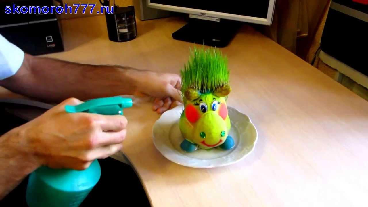 травничек игрушка инструкция